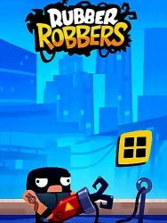 Rubber Robbers: Rope Escape Android Mobile Phone Game