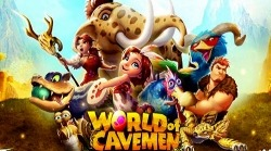 World Of Cavemen Android Mobile Phone Game