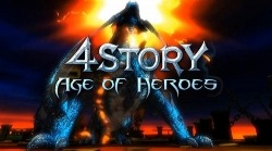 4Story: Age Of Heroes Android Mobile Phone Game