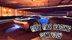 City Car Racing Simulator 2019