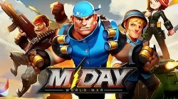M-day Android Mobile Phone Game