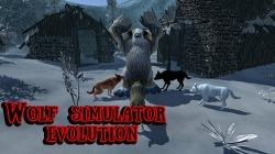 Wolf Simulator Evolution Android Mobile Phone Game