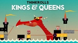 Thinkrolls: Kings And Queens Android Mobile Phone Game