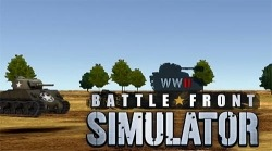 WW2 Battle Front Simulator Android Mobile Phone Game