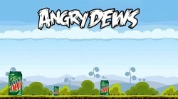 Angry Dews Android Mobile Phone Game