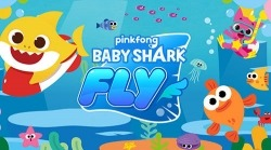 Baby Shark Fly Android Mobile Phone Game