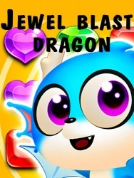 Jewel Blast Dragon: Match 3 Puzzle Android Mobile Phone Game