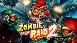 Zombie Raid Survival 2 Android Mobile Phone Game