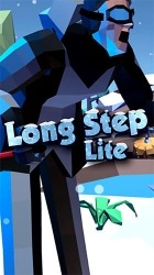 Long Step: Ski Race Android Mobile Phone Game