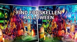 Find The Difference Halloween: Spot Differences Android Mobile Phone Game