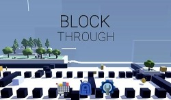 Block Through Android Mobile Phone Game