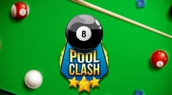Pool Clash Android Mobile Phone Game