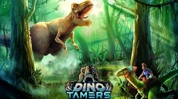 Dino Tamers Android Mobile Phone Game