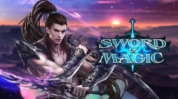 Sword And Magic Android Mobile Phone Game