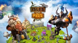 Isles Of Fire Android Mobile Phone Game