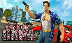 Rise Of American Gangster Android Mobile Phone Game