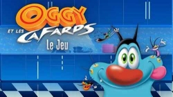 Oggy And The Cockroaches Android Mobile Phone Game
