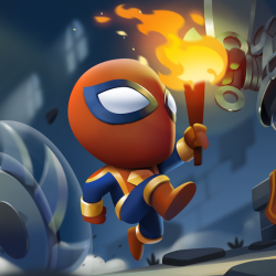 Diamond Quest: Don't Rush! Android Mobile Phone Game