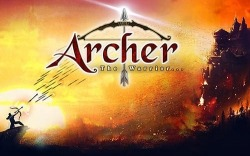 Archer: The Warrior Android Mobile Phone Game