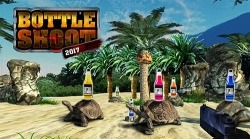 Impossible Bottle Shoot Gun 3D 2017: Expert Mission Android Mobile Phone Game
