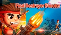 Final Destroyer Shooter Android Mobile Phone Game