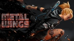 Metal Wings: Elite Force Android Mobile Phone Game