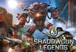 Shadowgun Legends Android Mobile Phone Game