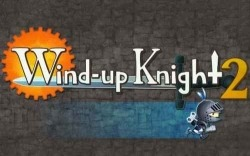 Wind-up Knight 2 Android Mobile Phone Game