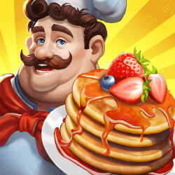 Chef Papa - Restaurant Story Android Mobile Phone Game