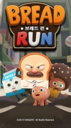 Bread Run Android Mobile Phone Game