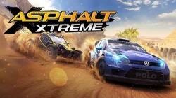 Asphalt Xtreme Android Mobile Phone Game