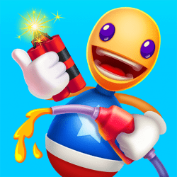 Kick The Buddy 3D Android Mobile Phone Game