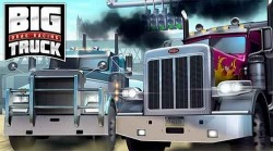 Big Truck Drag Racing Android Mobile Phone Game
