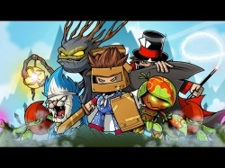 Mini Legends Android Mobile Phone Game