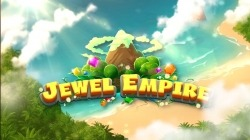 Jewel Empire : Quest & Match 3 Puzzle Android Mobile Phone Game
