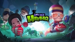 Hey Ha Royale Android Mobile Phone Game