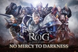 ROG-Rage Of Gods Android Mobile Phone Game
