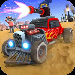 Zombie Squad: Crash Racing Pickup