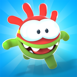 Om Nom: Run Android Mobile Phone Game