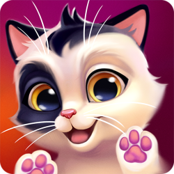 Catapolis: Grand Pet Game | Kitty Simulator Android Mobile Phone Game
