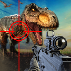 Dino Hunter King Android Mobile Phone Game