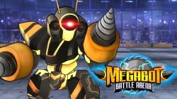 Megabot Battle Arena: Build Fighter Robot Android Mobile Phone Game
