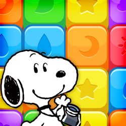 SNOOPY Puzzle Journey Android Mobile Phone Game