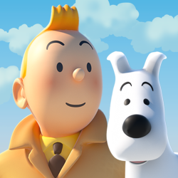 Tintin Match Android Mobile Phone Game