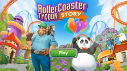 RollerCoaster Tycoon® Story Android Mobile Phone Game