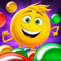 POP FRENZY! The Emoji Movie Game Android Mobile Phone Game