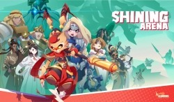 Shining Arena Android Mobile Phone Game