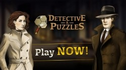 Detective & Puzzles - Mystery Jigsaw Game Android Mobile Phone Game