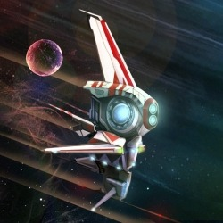 Asteroids Star Pilot Android Mobile Phone Game