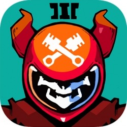 Hellrider 3 Android Mobile Phone Game